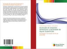 Capa do livro de Avaliação de Impactos Ambientais e Qualidade de Águas Superficiais
