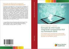 Portada del libro de Extração de Informação integrando componentes PLN via framework GATE