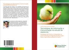 Capa do livro de Tecnologias de Informação e Comunicação no estudo de zootecnia