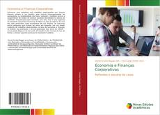 Bookcover of Economia e Finanças Corporativas