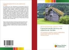 Copertina di Caracterização térmica de coberturas verdes