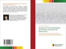 Bookcover of Análise de Vulnerabilidades em Portais de Governos Eletrônicos