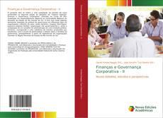 Bookcover of Finanças e Governança Corporativa - II