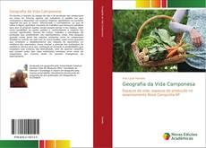 Geografia da Vida Camponesa kitap kapağı