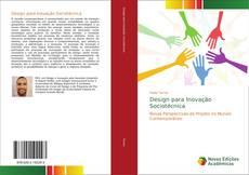Capa do livro de Design para Inovação Sociotécnica