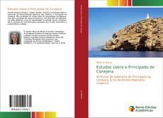 Capa do livro de Estudos sobre o Principado de Conejera