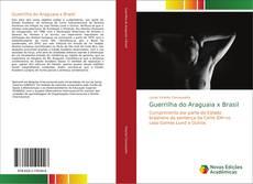 Guerrilha do Araguaia x Brasil kitap kapağı