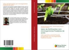 Portada del libro de Valor de fertilizantes com microrganismos fixadores de azoto