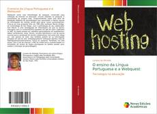 Buchcover von O ensino da Língua Portuguesa e a Webquest