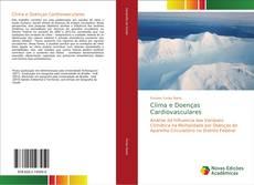 Capa do livro de Clima e Doenças Cardiovasculares
