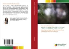 "Capa do livro de ""Comunidades Tradicionais"":"