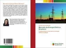 Capa do livro de Mercado de Energia Elétrica Brasileiro