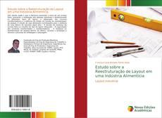 Bookcover of Estudo sobre a Reestruturação de Layout em uma Indústria Alimentícia