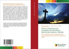 Riscos ambientais do complexo de cemitérios Quinta dos Lázaros, SSA,BA kitap kapağı