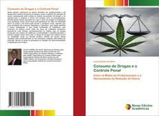 Portada del libro de Consumo de Drogas e o Controle Penal