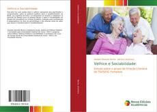 Copertina di Velhice e Sociabilidade: