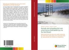 Capa do livro de Estudo do Ictioplâncton em uma Usina Hidroelétrica no Sul do Brasil
