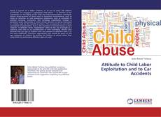 Bookcover of Attitude to Child Labor Exploitation and to Car Accidents