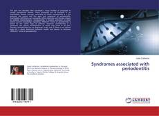 Bookcover of Syndromes associated with periodontitis