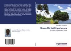 Buchcover von Shujaa Me Katilili wa Menza