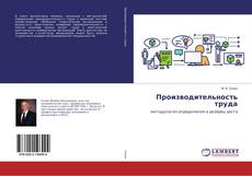 Bookcover of Производительность труда