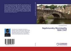 Copertina di Rajahmundry Municipality 1866-1947