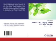 Bookcover of Kamala Das: A Study on her Quest for Identity