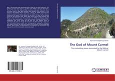 Bookcover of The God of Mount Carmel