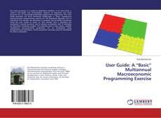 "Borítókép a  User Guide: A ""Basic"" Multiannual Macroeconomic Programming Exercise - hoz"
