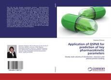 Portada del libro de Application of QSPkR for prediction of key pharmacokinetic parameters