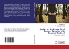 Bookcover of Studies on Stationary Diesel Engines Operated with Cardanol Biodiesel