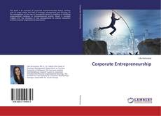 Couverture de Corporate Entrepreneurship