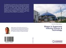 Bookcover of Biogas in Sugarcane industry Process & Technology