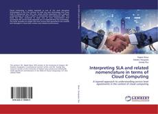 Buchcover von Interpreting SLA and related nomenclature in terms of Cloud Computing