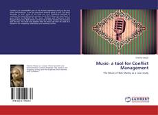 Bookcover of Music- a tool for Conflict Management
