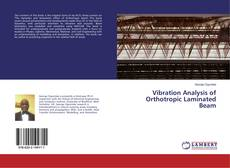 Bookcover of Vibration Analysis of Orthotropic Laminated Beam