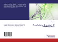 Bookcover of Translational Regulation Of Gene Expression