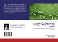 Portada del libro de Impact of MIDCAB grafting on early postoperative renal function