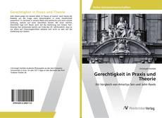 Bookcover of Gerechtigkeit in Praxis und Theorie