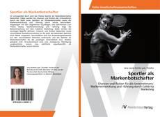 Обложка Sportler als Markenbotschafter