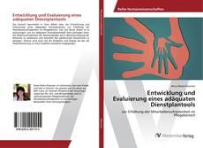 Buchcover von Entwicklung und Evaluierung eines adäquaten Dienstplantools