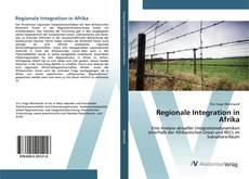 Обложка Regionale Integration in Afrika