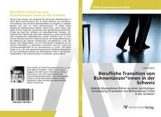 Buchcover von Berufliche Transition von Bühnentänzer*innen in der Schweiz