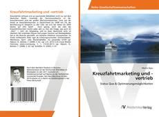 Buchcover von Kreuzfahrtmarketing und -vertrieb