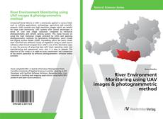 Capa do livro de River Environment Monitoring using UAV images & photogrammetric method