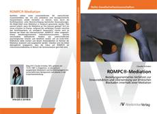 Capa do livro de ROMPC®-Mediation