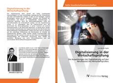 Bookcover of Digitalisierung in der Wirtschaftsprüfung