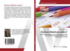 Bookcover of Rechnen Mädchen anders?
