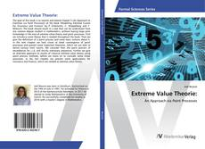 Bookcover of Extreme Value Theorie: