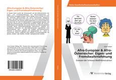 Buchcover von Afro-Europäer & Afro-Österreicher: Eigen- und Fremdwahrnehmung